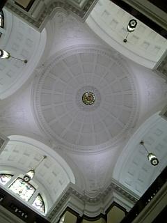 科博の天井
